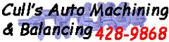 Cull's Auto Services